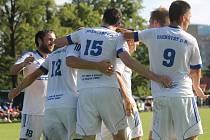 Fotbalisté Frenštátu remizovali v závěrečném domácím utkání v sezoně s posledním Vratimovem.