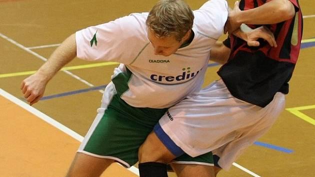 Frensport okresní přebor futsalu zahájen. První turnaj hostila sportovní hala v Příboře, ve které se nejvíce dařilo družstvu dreadlock Nový Jičín. Ilustrační foto,