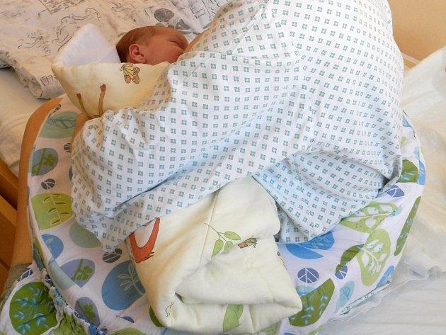 Nov polštáře v novojičínské nemocnici mají usnadnit maminkám kojení.