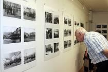 Výstava věnovaná 150. výročí vzniku SDH Odry.