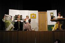 Spálovští divadelní ochotníci měli úspěch.