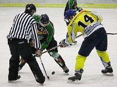 Hokejisté Studénky postoupili po výhře nad Benešovem do finále krajské ligy.