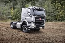 Speciální vozidlo Tatra Phoenix Euro 6.