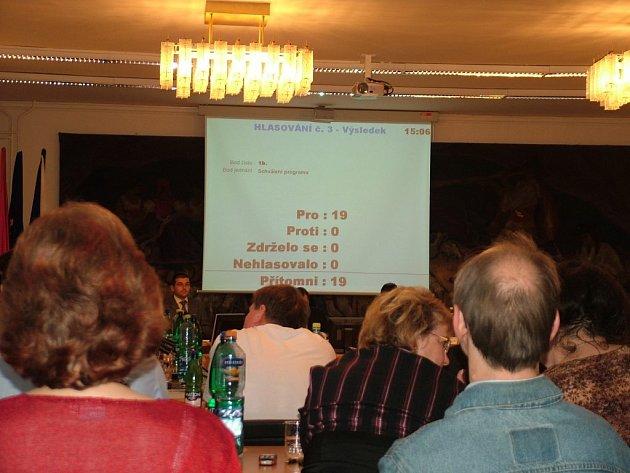 Návrh zastupitele Břusky jeho frenštátští kolegové nepodpořili.