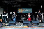 Jičínfest 2011 si nenechalo letos ujít bezmála tisícovka platících diváků.