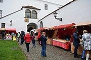 Velikonoční jarmark v Žerotínském zámku
