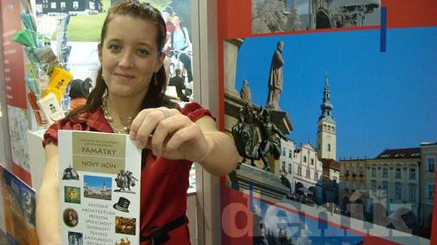 Nový Jičín na brněnském veletrhu představil novou publikaci o památkách města.