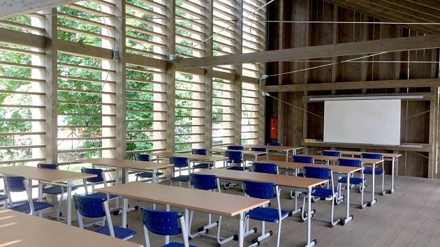 Na modernizaci školních tříd ve Studénce šly miliony korun.