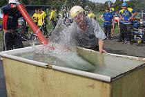 Již 48. ročník hasičské soutěže o Štít města Odry se uskutečnil v sobotu na stadionu v Odrách.