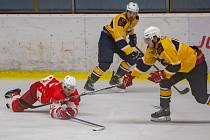 Druhá hokejová liga ještě má naději