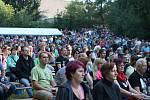 Čtvrtý ročník festivalu Horečky fest.