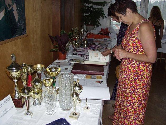 Do Závišic dorazila hodnotitelská komise soutěže Vesnice roku 2007. Ty se, jako jediné z Novojičínska, letos do tradičního klání obcí přihlásily.