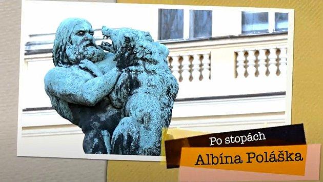 Provozovatele Czech-American TV zaujal zejména první díl seriálu Po stopách osochaři Albínu Poláškovi.