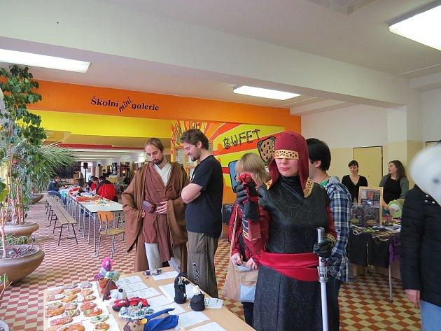Na jubilejní KoprCon se sjel rekordní počet účastníků, pro které byl připravený bohatý program. Po celý víkend zde panovala příjemná atmosféra.