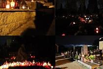 Hřbitovy Novojičínsko, říjen 2020.