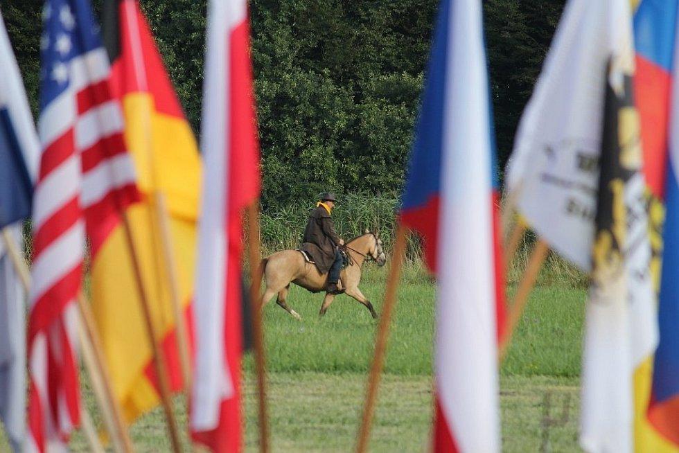 Oslavy 30. výročí jízdy Československého Pony Expressu.