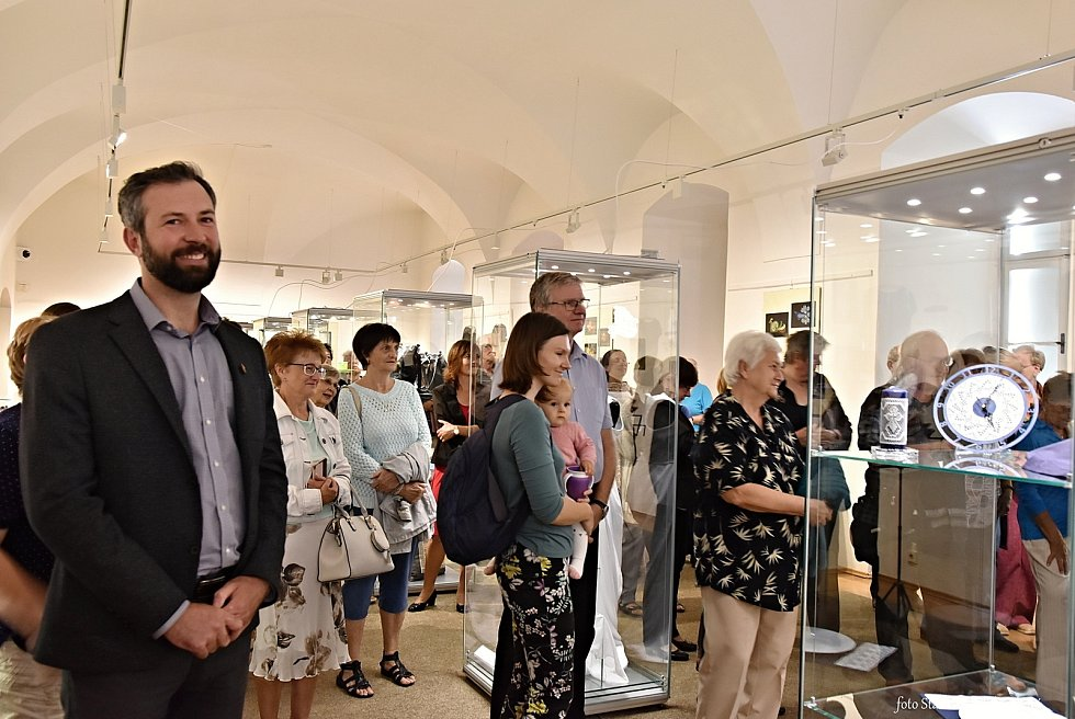 Výstava Rok v krajce potrvá v příborském muzeu do 12. ledna příštího roku.