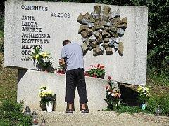 Osm let uplynulo od tragické železniční nehody ve Studénce, která si vyžádala osm lidských životů. I letos si lidé připomínalí toto smutné výročí.