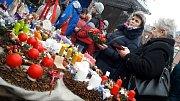 V Bohumíně se den před první adventní nedělí konají vánoční trhy.