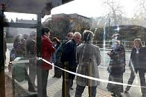 Novou autobusovou zastávku uvedli oficiálně do provozu v Jakubčovicích nad Odrou.