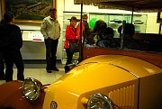 Kopřivnické muzeum Tatra pořádalo v sobotu 22. září Dětský den. Pro nejmenší návštěvníky byly na několika stanovištích přichystány praktické hry a soutěže, při kterých si osvojovali pravidla silničního provozu.