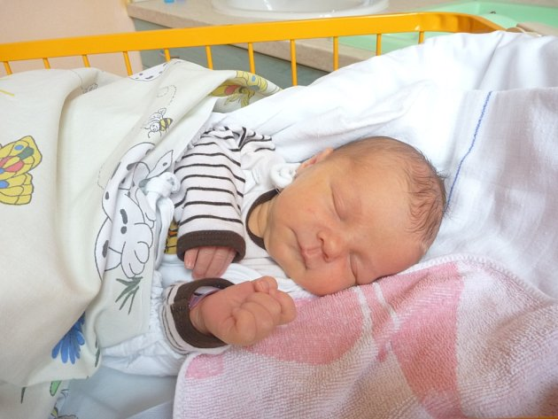 ELLA KULČÁKOVÁ, Libhošť, nar. 23. 8. 2013, 48 cm, 3,06 kg. Nemocnice Nový Jičín.
