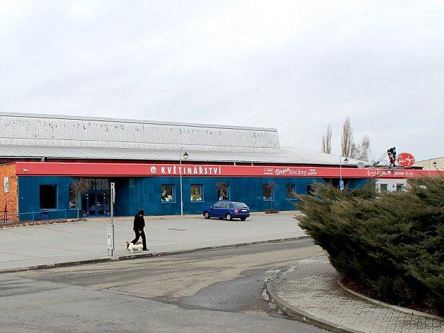 Zimní stadion v Novém Jičíně. Ilustrační foto.