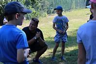 Zdeněk Řeháček, student bíloveckého gymnázia, se ocitl výběru TOP 65 nejaktivnějších středoškoláků pro rok 2019. A to mu bude teprve osmnáct.