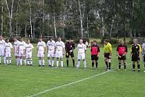 FC Libhošť hraje ve fotbalové I A třídě, skubině B třetí sezónu. To, že tým bude muset řešit rozkopanou střídačku, nikoho nenepadlo.