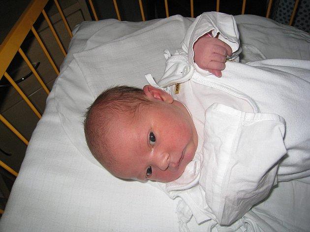 I maminka této holčičky, narozené 8. ledna v novojičínské nemocnici, dostane od státu za porodné pouze 13 tisíc.