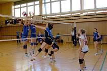 Volejbalistky Bílovce si ve 2. kole II. ligy žen poradily s Lanškrounem v obou utkáních.