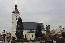 Kostel sv. Mikuláše v Bílovci