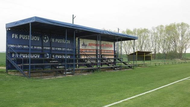 Sportovní areál v Pustějově bude hostit fotbalový turnaj