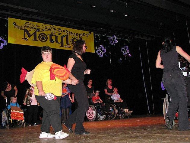 Projekt Motýlek, který se snaží o začlenění handicapovaných do společnosti, se stejně jako v minulých letech, uskuteční druhý listopadový víkend.