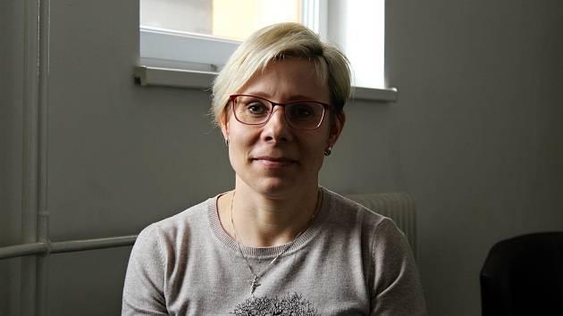 Starostka Kujav Petra Vojkůvková.
