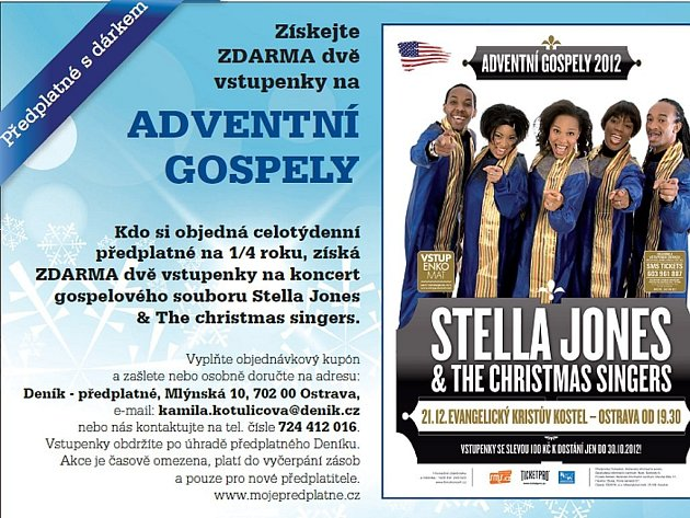 Stella Jones a The Gospels Singers