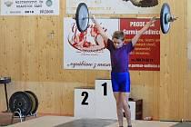 Domácí vzpěrači brali v soutěži družstev bronzové medaile. Zvítězil TJ Holešov před Baníkem Havířov.
