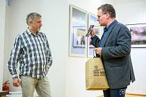 Krajina a něco navíc se jmenuje výstava fotografií Petra Šiguta, kterou je možno zhlédnout do 14. února ve Výstavní síni Albína Poláška ve Frenštátě pod Radhoštěm.