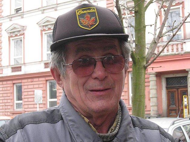 Jiří Fialka, 75 let, Hodslavice