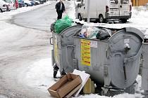 Obyvatelé Příbora tento rok za odvoz odpadu připlácet nemusí. Ilustrační foto.