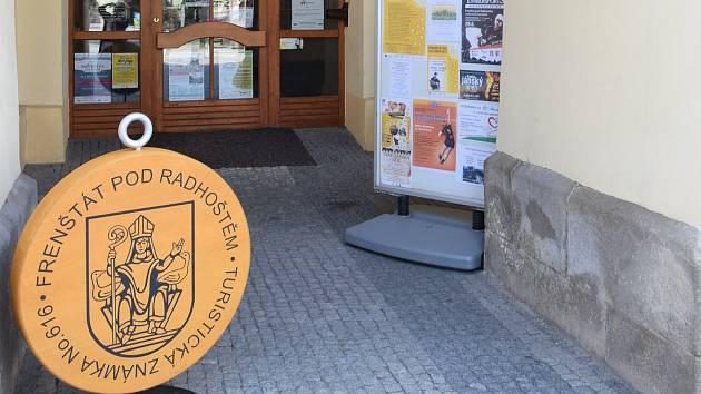 Informační centrum ve Frenštátě pod Radhoštěm je otevřené celý týden.