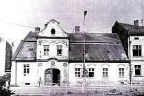 Dům bednářského mistra Simona Czaply.