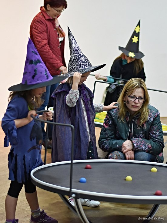 Také v Příboře se v úterý 30. dubna uskutečnil Slet čarodějnic.