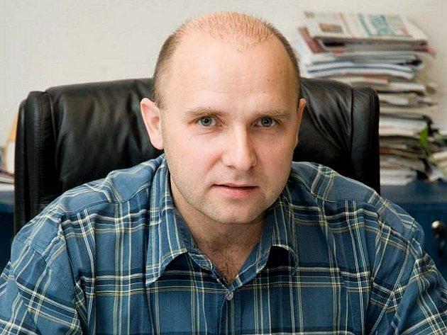 Ředitel novojičínské nemocnice Radan Gocal.