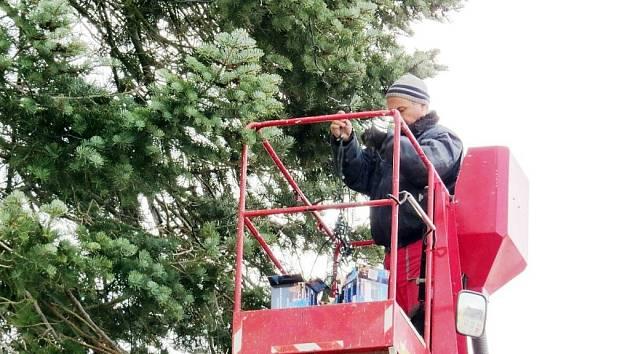 Vánoční výzdoba měst zůstane většinou stejná jako v minulých letech.
