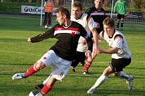 Snímky z utkání FK Nový Jičín – FK Slavia Orlová-Lutyně 0:1.