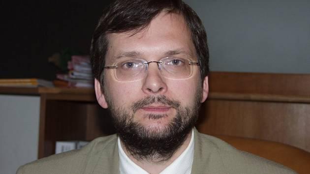 Stanislav Hrabovský, starosta Frenštátu pod Radhoštěm