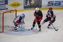 Hokejisté Kopřivnice vyhráli derby
