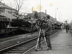 Frenštát pod Radhoštěm byl první místo v Evropě, odkud v roce 1990 odjela sovětská vojska.