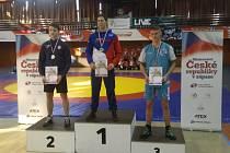 Bronzovou medaili si z MČR z Chomutova odvezl Matěj Zátopek.